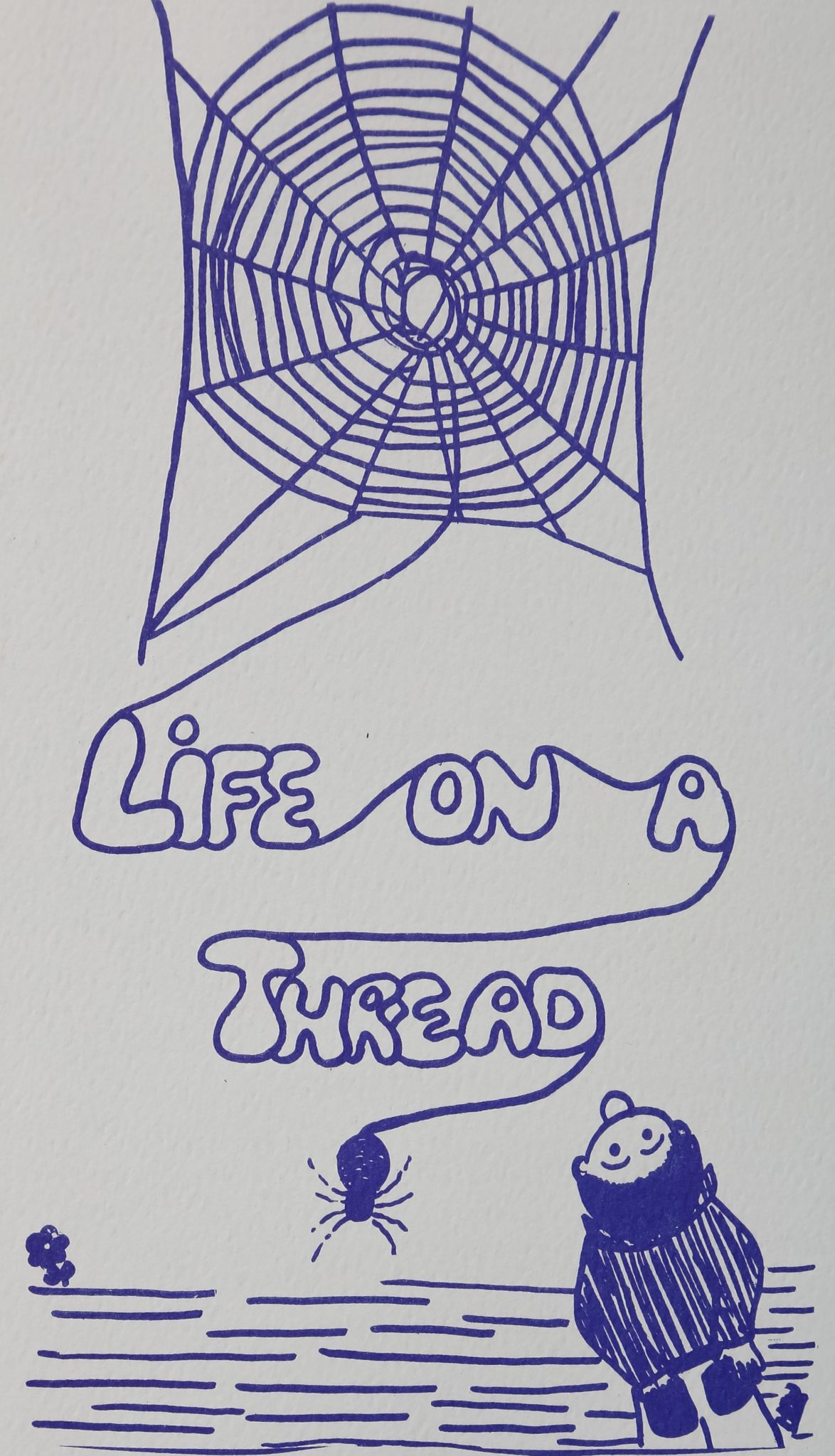 Life on a Thread - Booklet