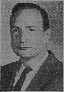 Dr. Peter N Witt, 1964