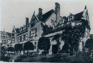 Berlin-Grunewald villas of Dr. Peter Witt's maternal Mendelssohn grandparents
