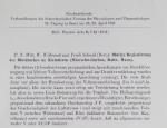 Blutige Registrierung des Blutdruckes an Kleintieren (Meerschweinchen, Ratte, Maus). Helv. Physiol.